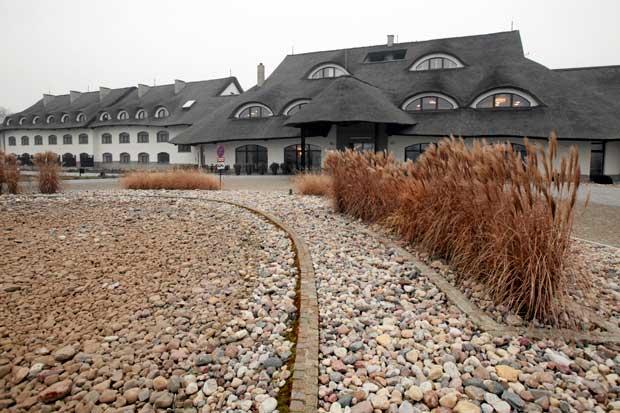 Os hotéis do Euro 2012