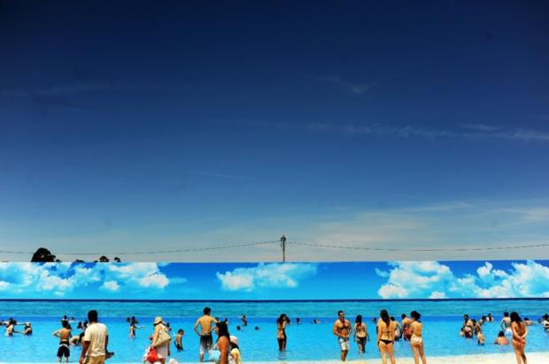 Live Beach II, o segundo Verão da praia artificial de Mangualde