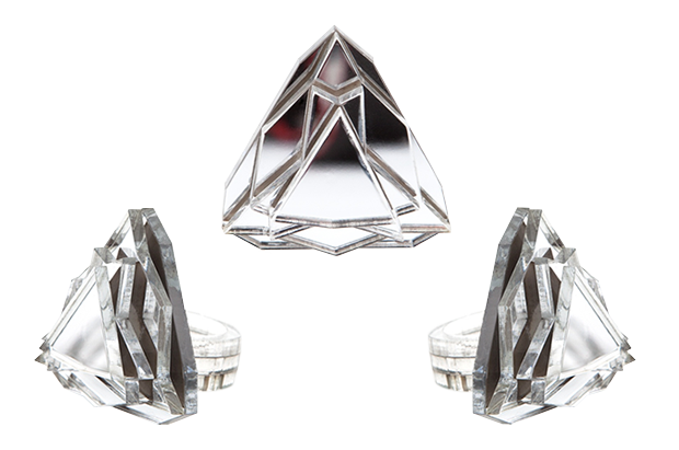 Mirror Ring | Baguera | €20