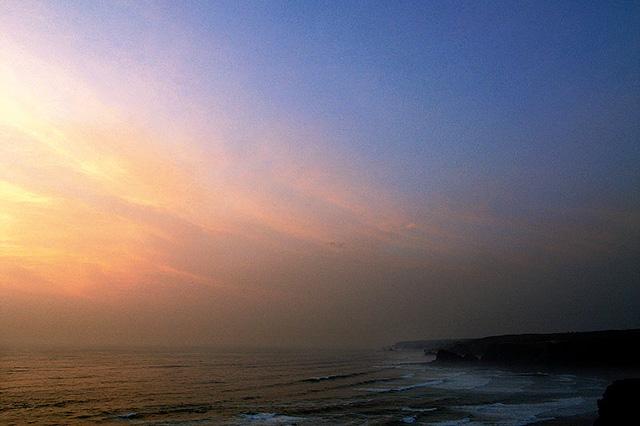 PRAIAS DE ARRIBAS. Praia de Odeceixe - Aljezur - Faro, Algarve