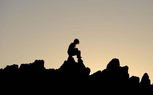 MACEDÓNIA, 20.06.2012. Durante o solstício de Verão, no observatório megalítico de Kokino