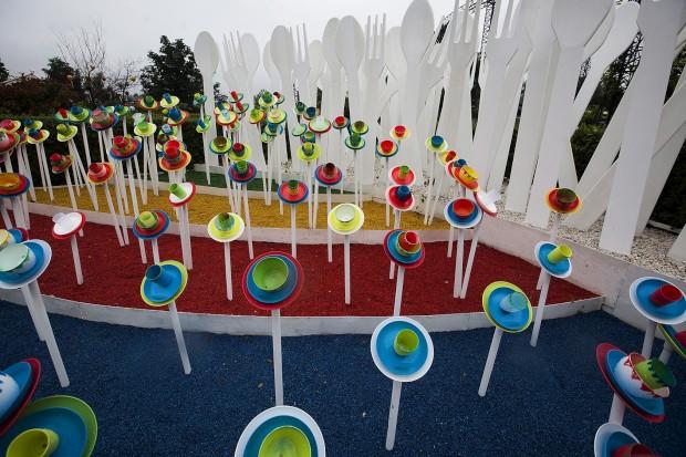Jardim Plástico
