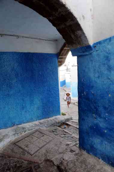 Rabat (Marrocos) -  Casbah dos Oudaias