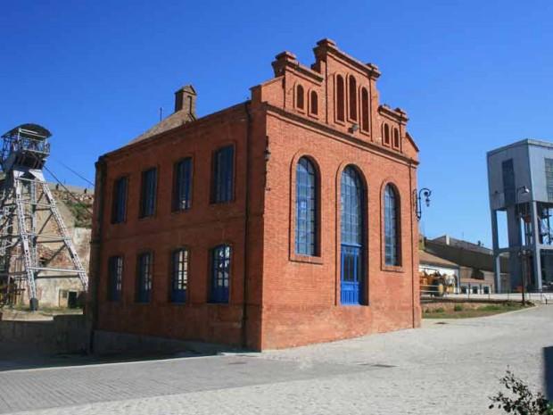 Na foto: Almdén. Património conjunto de mineração do mercúrio em Idrija (Eslovénia) e Almadén (Espanha)