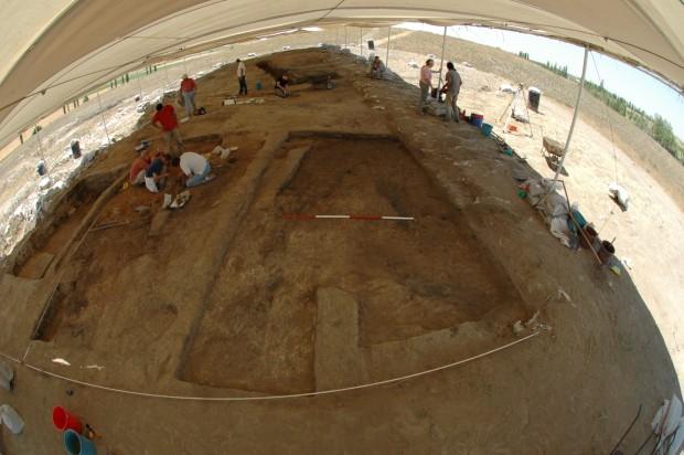 Sítio Neolítico de Çatalhöyük (Turquia)