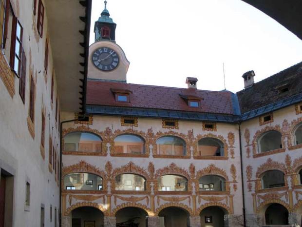 Na foto: Idrija. Património conjunto de mineração do mercúrio em Idrija (Eslovénia) e Almadén (Espanha)