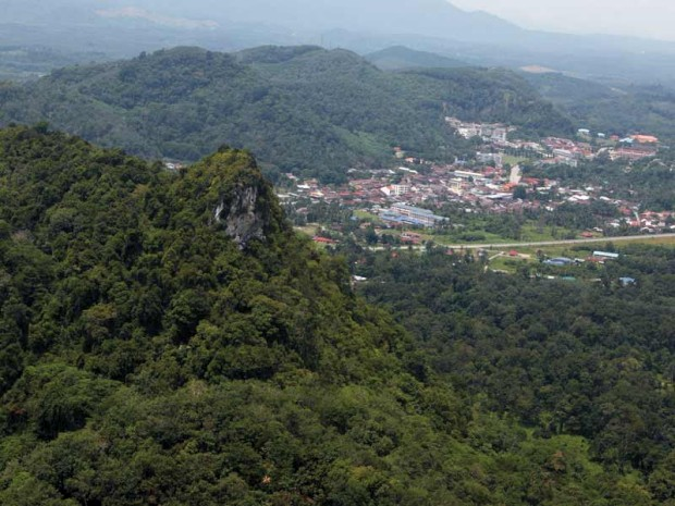 Património arqueológico do Vale de Lenggong (Malásia)