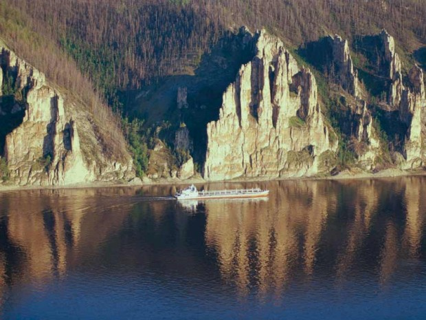 Parque Natural Pilares do Lena (Rússia)