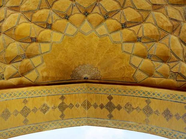 Masjed-e Jamé de Isfahan (Irão)