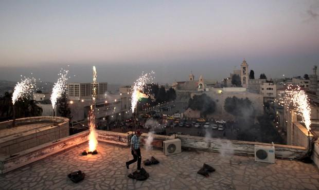 Igreja da Natividade e Caminho das Peregrinações (Belém, Palestina)