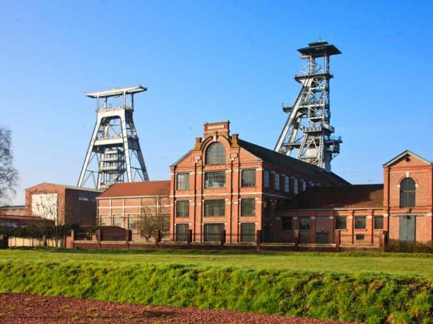 Bacia de Mineração de Nord-Pas de Calais (França)