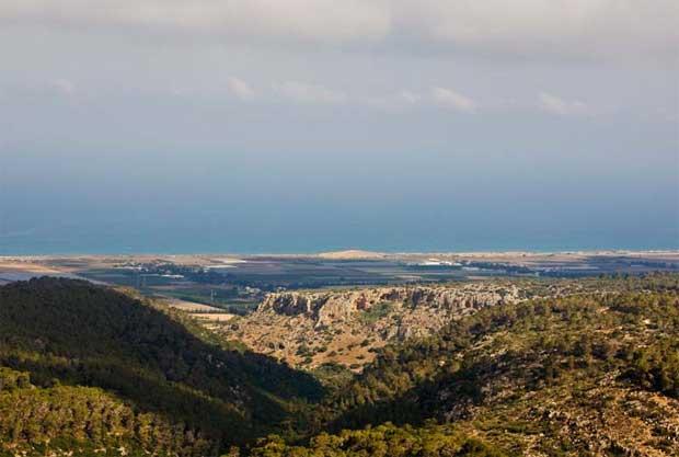 Monte Carmel, Israel