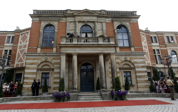 Ópera de Bayreuth (Alemanha)