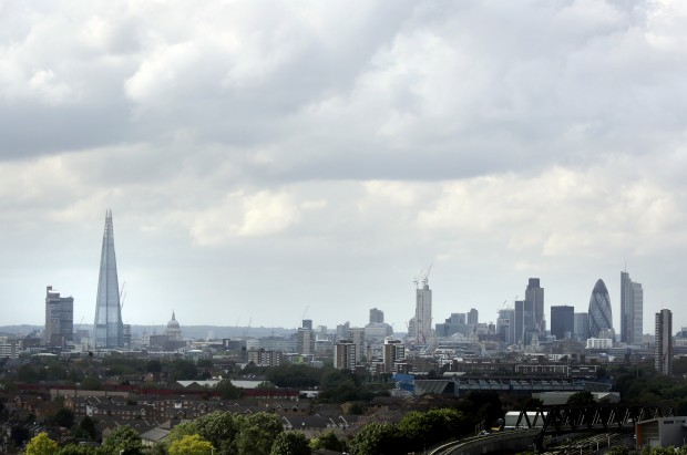 O novo ex-líbris de Londres é o maior arranha-céus da Europa