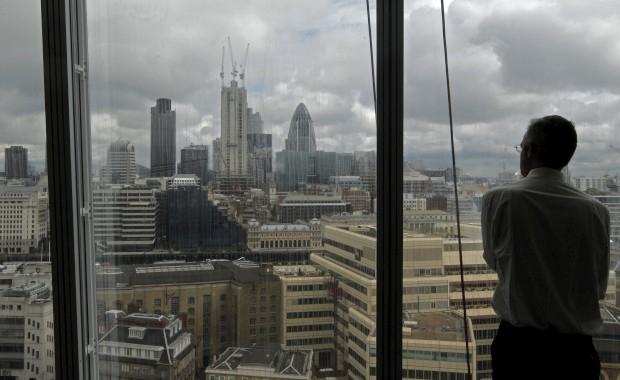 Vista de Londres desde o 14.º andar