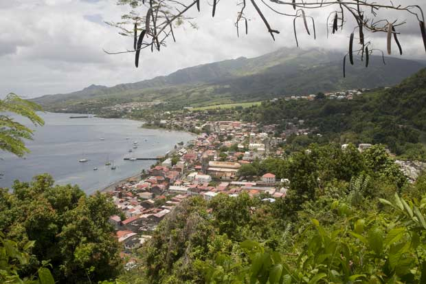 Martinica, Saint-Pierre