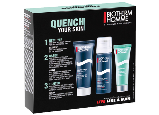 Biotherm Homme|€15