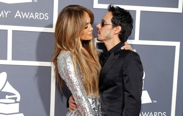 Jennifer Lopez e Marc Anthony: sete anos de casamento