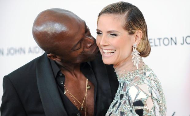 Heidi Klum e Seal: quase sete anos de casamento
