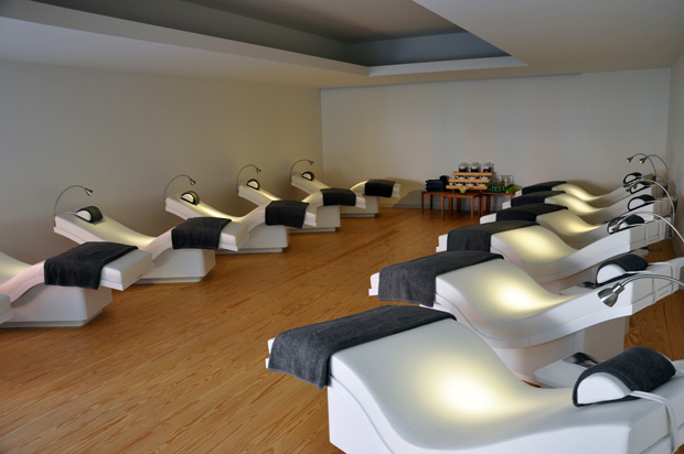 Sala de relaxamento