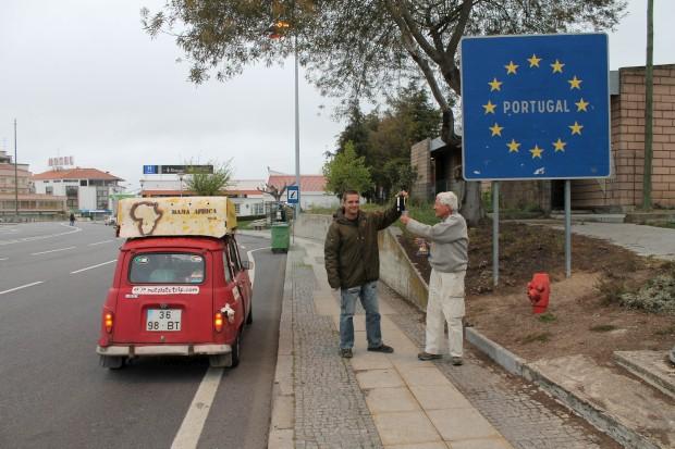 Chegada a Portugal, 11 meses e 10 dias depois