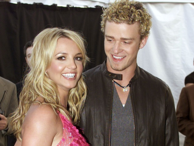 Britney Spears e Justin Timberlake: namoraram durante três anos