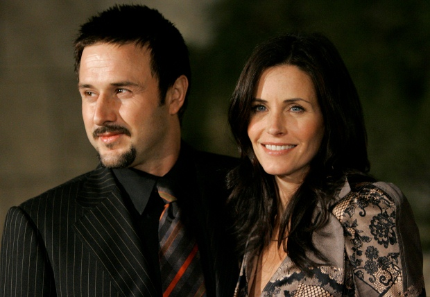 David Arquette e Courteney Cox: o casamento chegou ao fim depois de onze anos