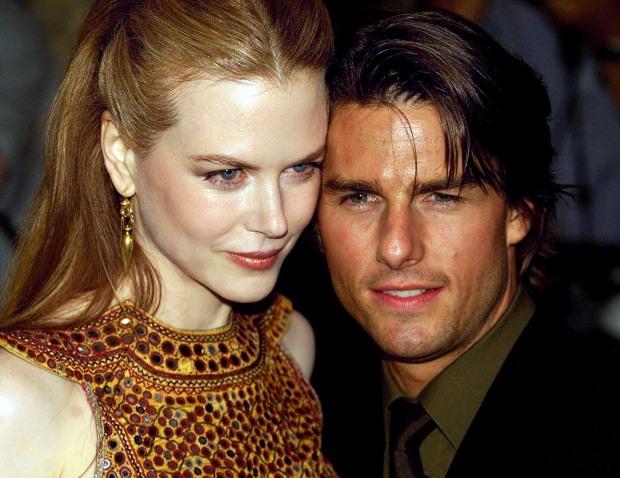 Tom Cruise e Nicole Kidman: onze anos de casamento