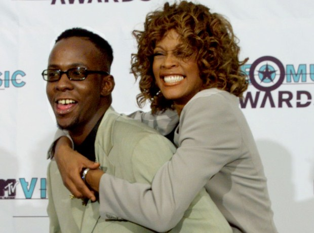 Bobby Brown e Whitney Houston: 14 anos de casamento