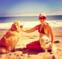 As cores da fotografia não enganam: Colbie Caillat usou o Instagram. A cantora nasceu em Malibu, na Califórnia, e aproveitou as férias de para matar saudades da terra natal. A 2 de Julho publicou uma foto directamente da areia.