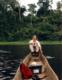 Matthew McConaughey não tem por hábito legendar as fotografias que partilha nas redes sociais mas tudo indica que anda a explorar lugares exóticos.