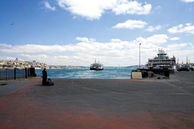 Istambul o ponto de partida para esta viagem