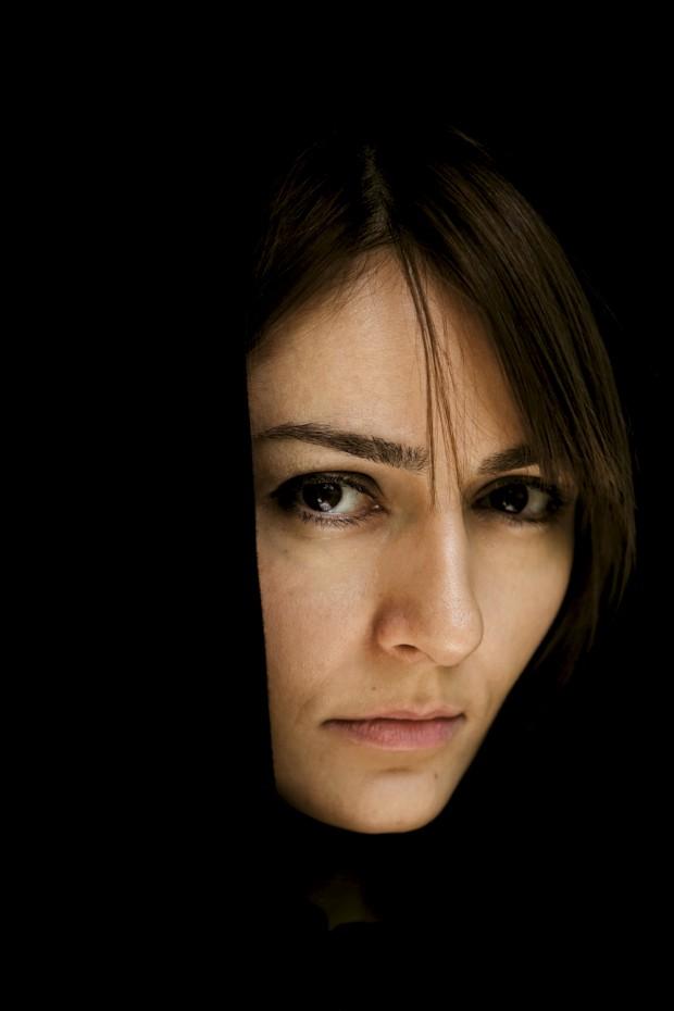 Safoura, uma estudante universitária residente em Teerão