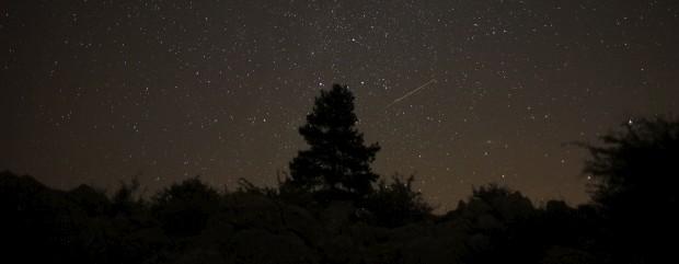 No parque natural de El Torcal em Antequera, Espanha. 12/08/2012