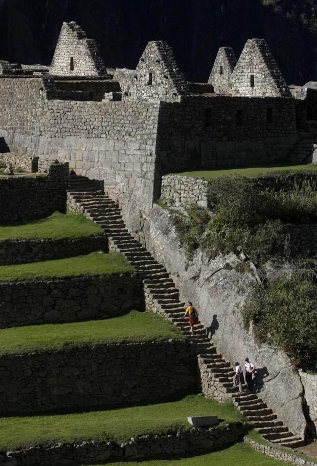 Detalhe da citadela