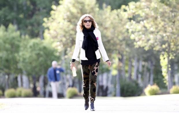 Diane Von Fürstenberg é a mais poderosa das mulheres da moda, conseguindo o 33.º lugar