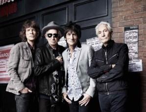 Muitos anos depois, os Rolling Stones voltaram ao estúdio