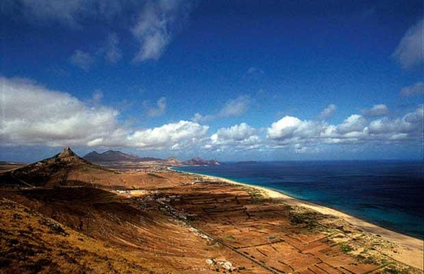 Praias de Dunas: Porto Santo, Porto Santo - Madeira
