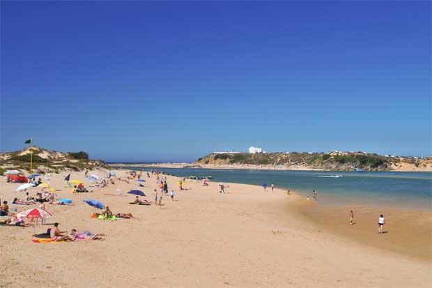 Praias de Rios: Vila Nova de Milfontes – Furnas. Odemira - Alentejo