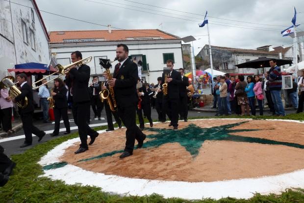 São Miguel.  Vila Franca do Campo, festa dos pescadores