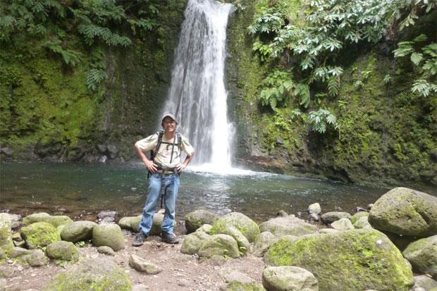 Os Açores a pé