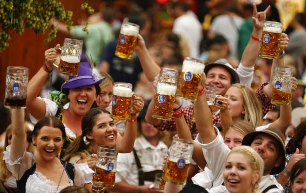 A maior festa de cerveja do mundo