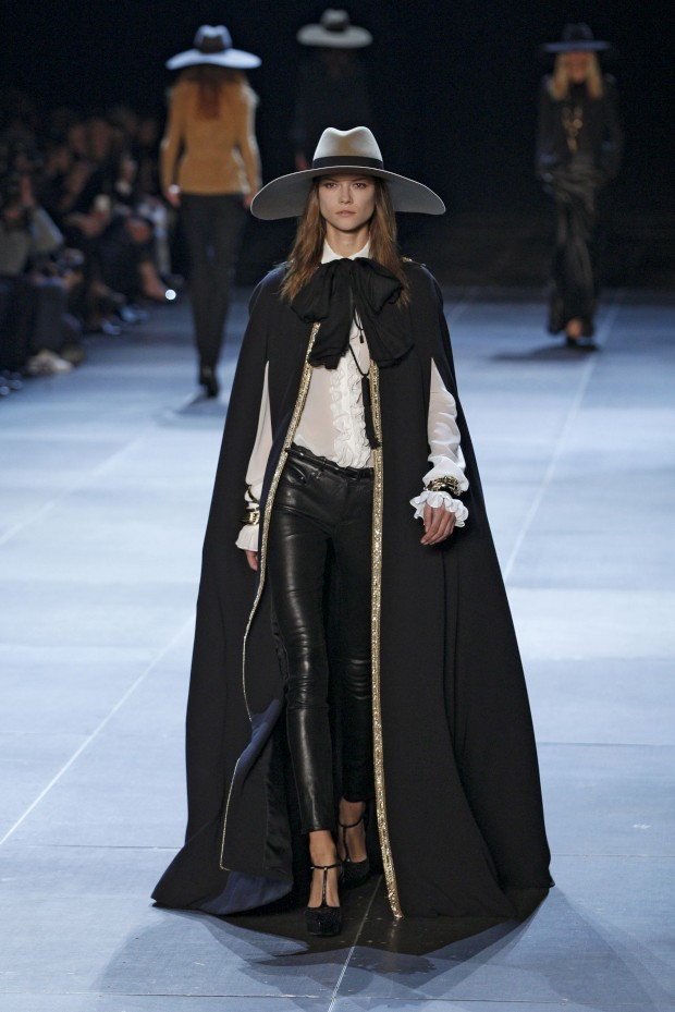 Saint Laurent Paris Primaver/Verão 2013
