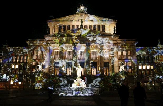 A Konzerthaus, a grande sala de concertos
