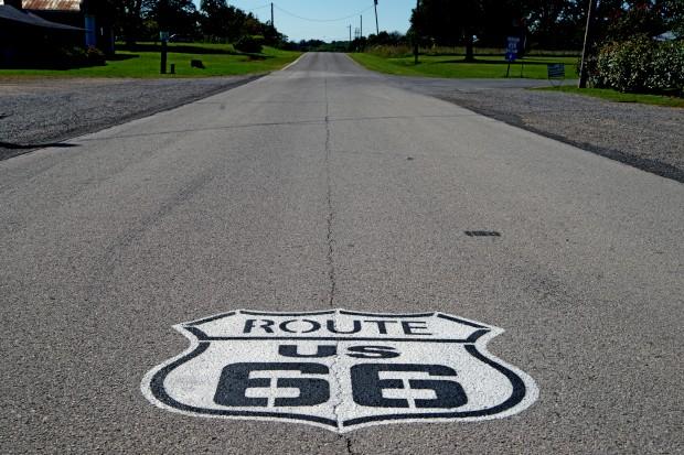 Route 66, maior que a vida