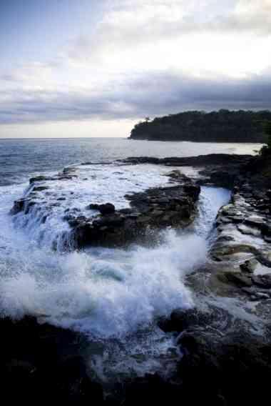 Sítio da Boca do Inferno, São Tomé
