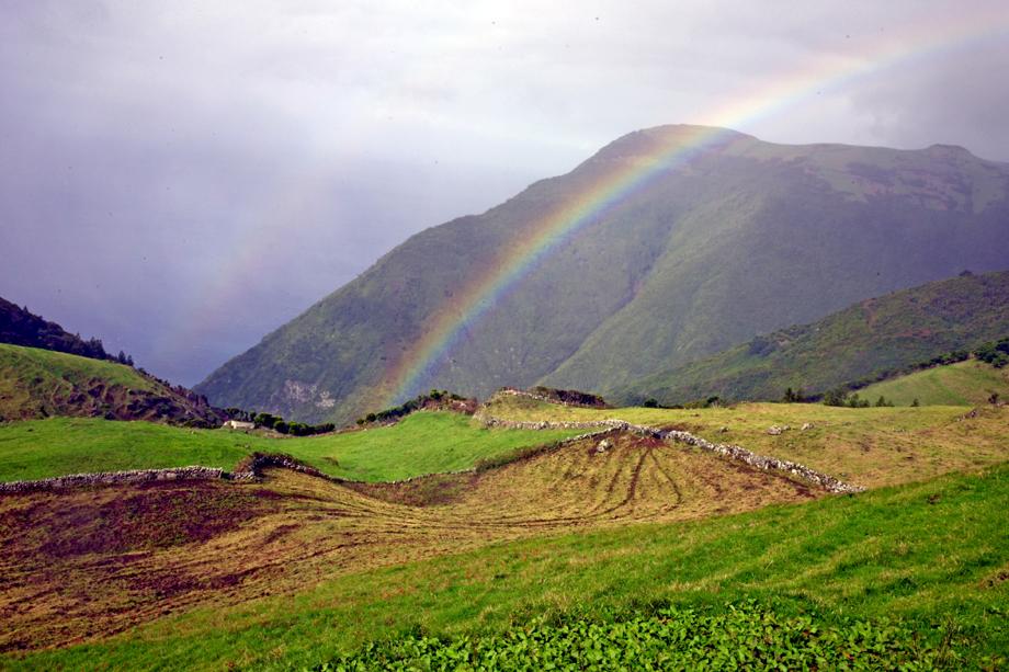 São Jorge, Açores abençoados