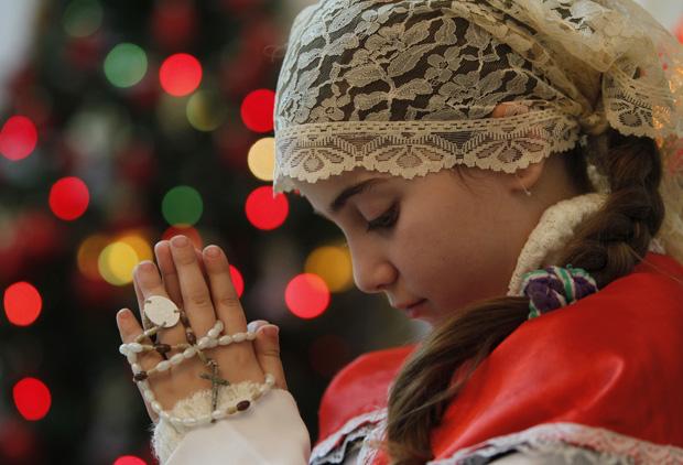 Como se fala do Natal às crianças ateias e de outras religiões?