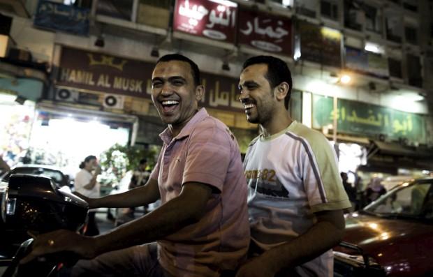 Pelo frenesim das ruas do Cairo, Egipto
