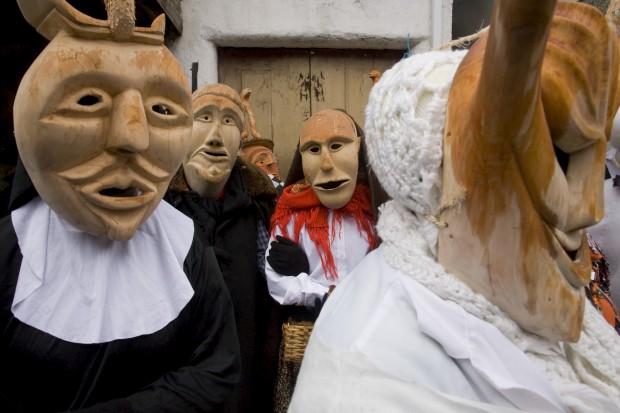 Carnaval de Lazarim
